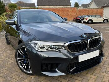 M5  4.4 V8 Steptronic xDrive (s/s) 4dr
